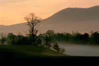 Cades Cove Sunrise E